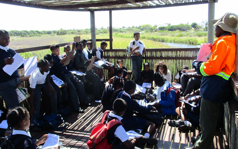 Wetlands Education Programme